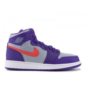 Air Jordan 1 Retro High GG Fierce Purple 332148 405