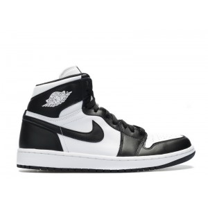 Air Jordan 1 Retro High OG Perforated Black White 555088 010