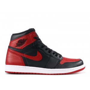 Air Jordan 1 Retro High Og Banned 2016 Release 555088 001