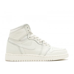 Air Jordan 1 Retro High OG Sail BG Womens 575441 114