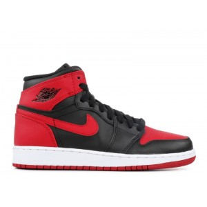 Air Jordan 1 Retro High Og Bg gs Bred 575441 023