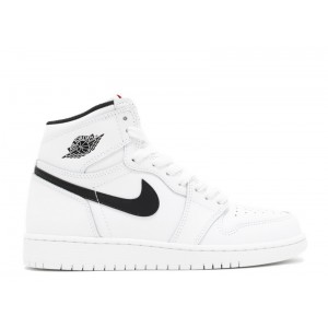 Air Jordan 1 Retro High Og Bg GS Ying Yang Pack 575441 102
