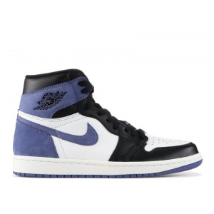 Air Jordan 1 Retro High Og Blue Moon 555088 115
