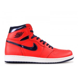 Air Jordan 1 Retro High Og David Letterman 555088 606