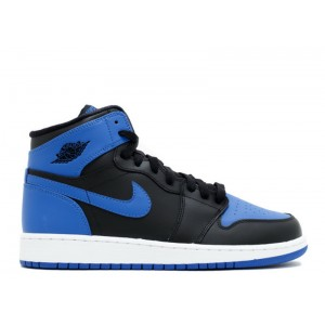 Air Jordan 1 Retro High OG Royal 2013 GS Women's 575441 080