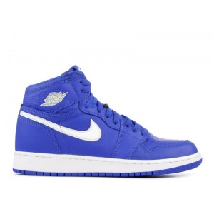 Air Jordan 1 Retro High OG Hyper Royal GS 575441 401