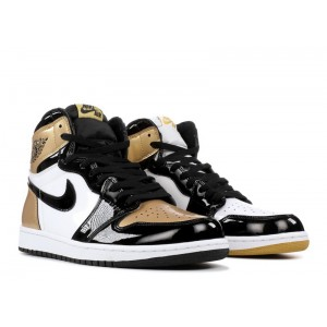 Air Jordan 1 Retro High OG Nrg Gold Top 3 861428 001