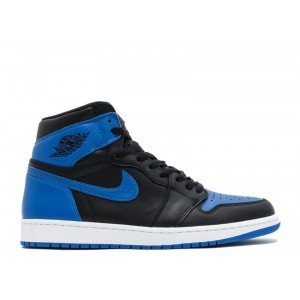 Online Cheap Air Jordan 1 Retro High Og Royal 2017 Release 555088 007