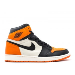 Air Jordan 1 Retro High OG Shattered Backboard Men's 555088 005