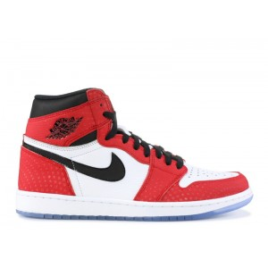 Air Jordan 1 Retro High Og Spiderman 555088 602