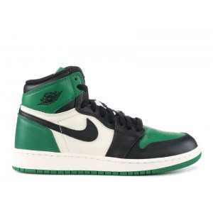 Air Jordan 1 Retro High OG Pine Green GS 575441 302