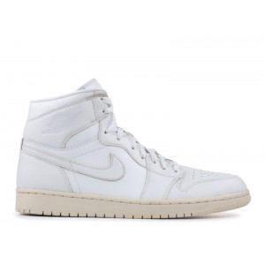 Air Jordan 1 Retro High Prem Pure Platinum Desert Sand AA3993 030