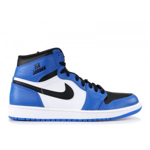 Air Jordan 1 Retro High Soar Blue Men's 332550 400 Hot Sale