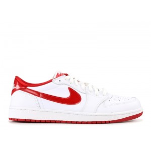 Air Jordan 1 Retro Low Og Varsity Red 705329 101
