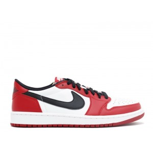 Air Jordan 1 Retro Low OG Chicago 705329 600