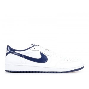Air Jordan 1 Retro Low OG Midnight Navy 705329 106
