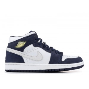 Air Jordan 1 Retro Midnight Navy 136065 101