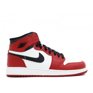 Air Jordan 1 Retro OG Chicago GS Women's 332558 163