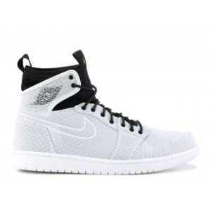 Air Jordan 1 Retro Ultra High White Gold 844700 132