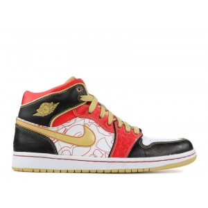 Air Jordan 1 Retro XQ White Gold Dust 316915 073
