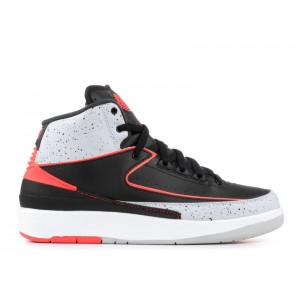 Air Jordan 2 Retro Infrared 23 GS 395718 023
