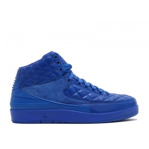 Air Jordan 2 Retro Just Don C Blue 717170 405 Hot Sale