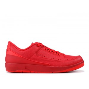Air Jordan 2 Retro Low Gym Red 832819 606 Hot Sale