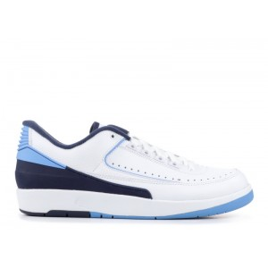 Air Jordan 2 Retro Low Unc 832819 107