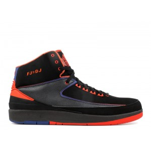 Air Jordan 2 Retro Pe Fred Jones Away