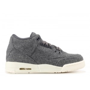 Air Jordan 3 Retro Wool GS 861427 004