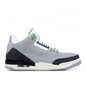 Air Jordan 3 Retro Chlorophyll 136064 006