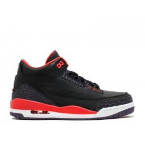 Air Jordan 3 Retro Crimson 136064 005