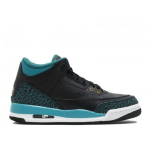 Air Jordan 3 Retro Gg Rio Teal 441140 018