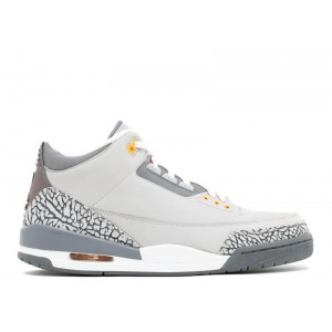Air Jordan 3 Retro LS Cool Grey 315297 062