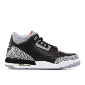 Air Jordan 3 Retro OG Black Cement GS 854261 001