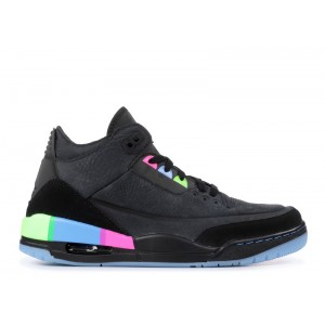 Air Jordan 3 Retro SE Q54 Quai54 AT9195 001
