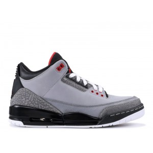 Air Jordan 3 Retro Stealth 136064 003