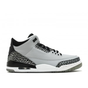 Air Jordan 3 Retro Wolf Grey 136064 004