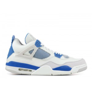 Air Jordan 4 Retro Military Blue 308497 141