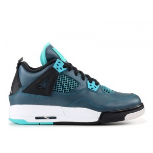 Air Jordan 4 Retro 30th Bg GS Teal 705330 330