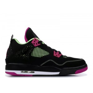 Air Jordan 4 Retro 30th Gg GS Fuchsia 705344 027