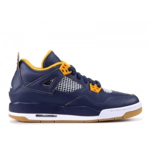 Air Jordan 4 Retro BG GS Dunk From Above 408452 425