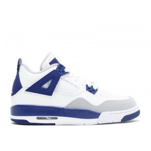 Air Jordan 4 Retro Knicks GS Women's 487724 132