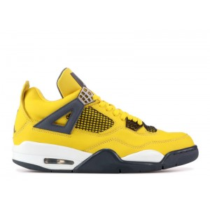 Air Jordan 4 Retro Ls Lightning 314254 702