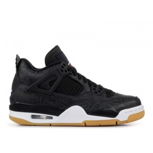 Air Jordan 4 Retro SE Laser Black Gum GS CI2970 001
