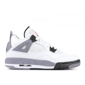 Air Jordan 4 Retro White Cement 2012 GS 408452 103