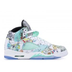 Air Jordan 5 Wings GS Women's AV3663 900