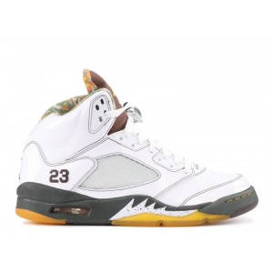 Air Jordan 5 Retro Cinder Dark Army 136027 121