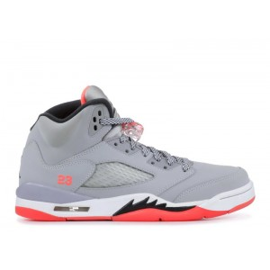 Air Jordan 5 Retro Hot Lava GS Women's 440892 018