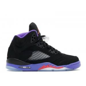 Air Jordan 5 Retro Raptors GS Women's 440892 017